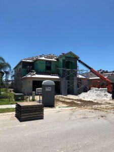 New Construction in Raffia Preserve Naples