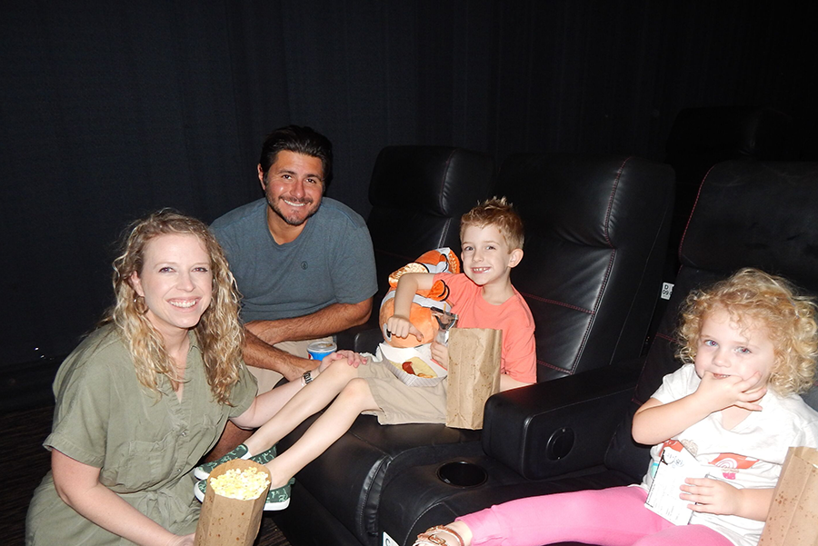 Customer Appreciation Event! Listing Naples Group goes to the movies!