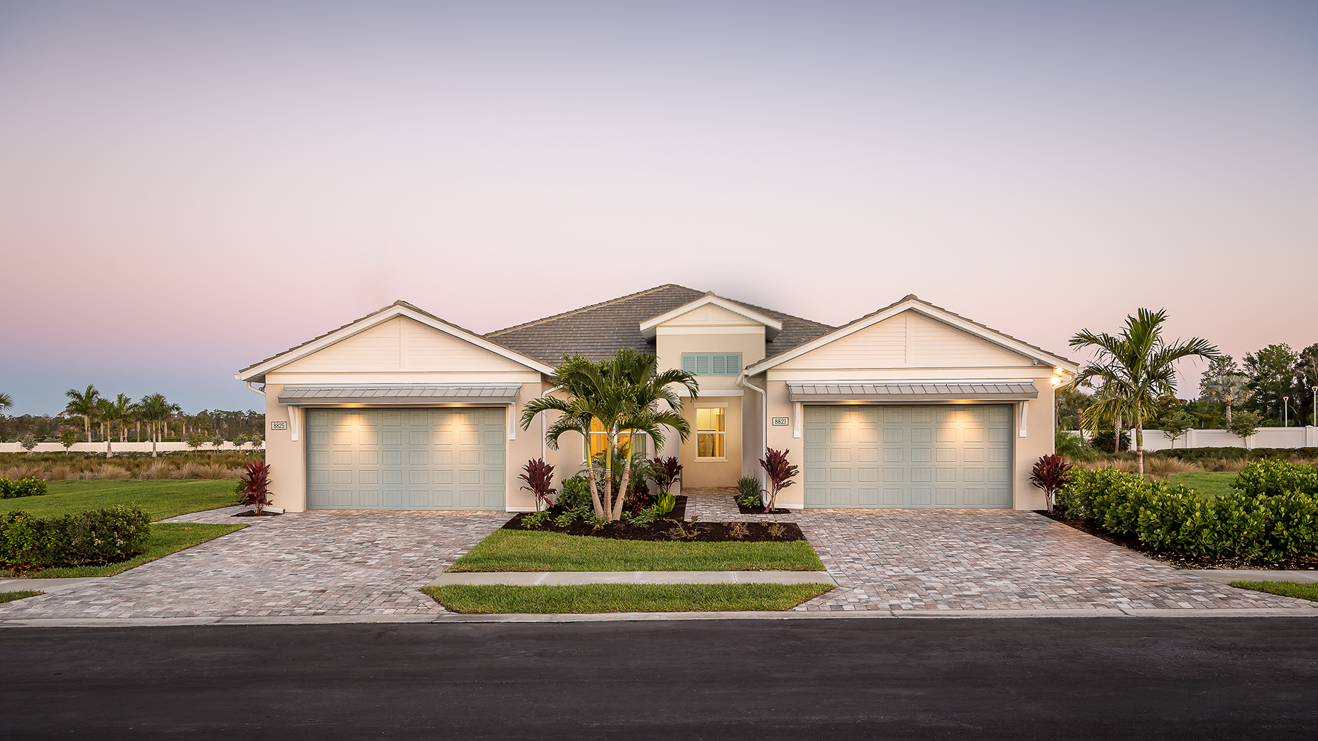 Abaco Pointe is new Construction Real Estate by Toll Brothers